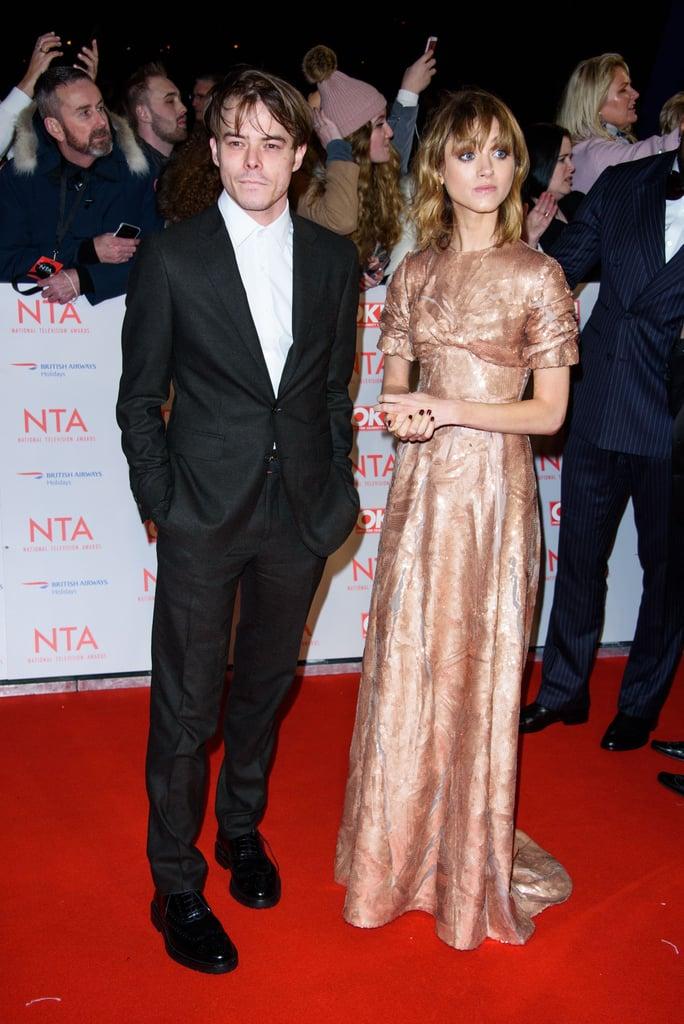 Charlie heaton and natalia dyer at the nta awards 2018 popsugar charlie heaton and natalia dyer at the nta awards 2018 sciox Gallery
