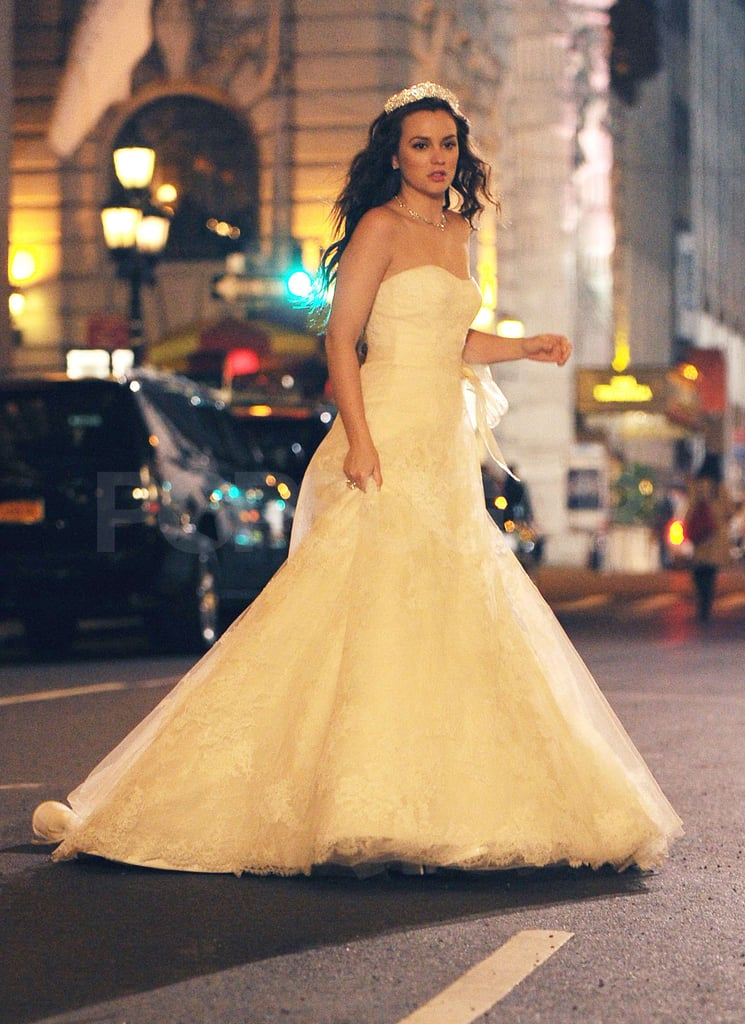 Serena Van Der Woodsen Wedding Dress - Wedding Photography