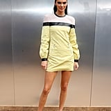 Kendall Jenner at the Longchamp New York Fashion Week Show