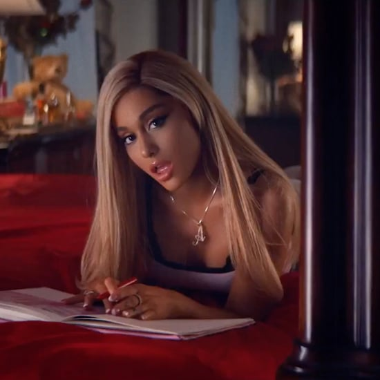 """Thank U, Next"" Video References to Pete Davidson"