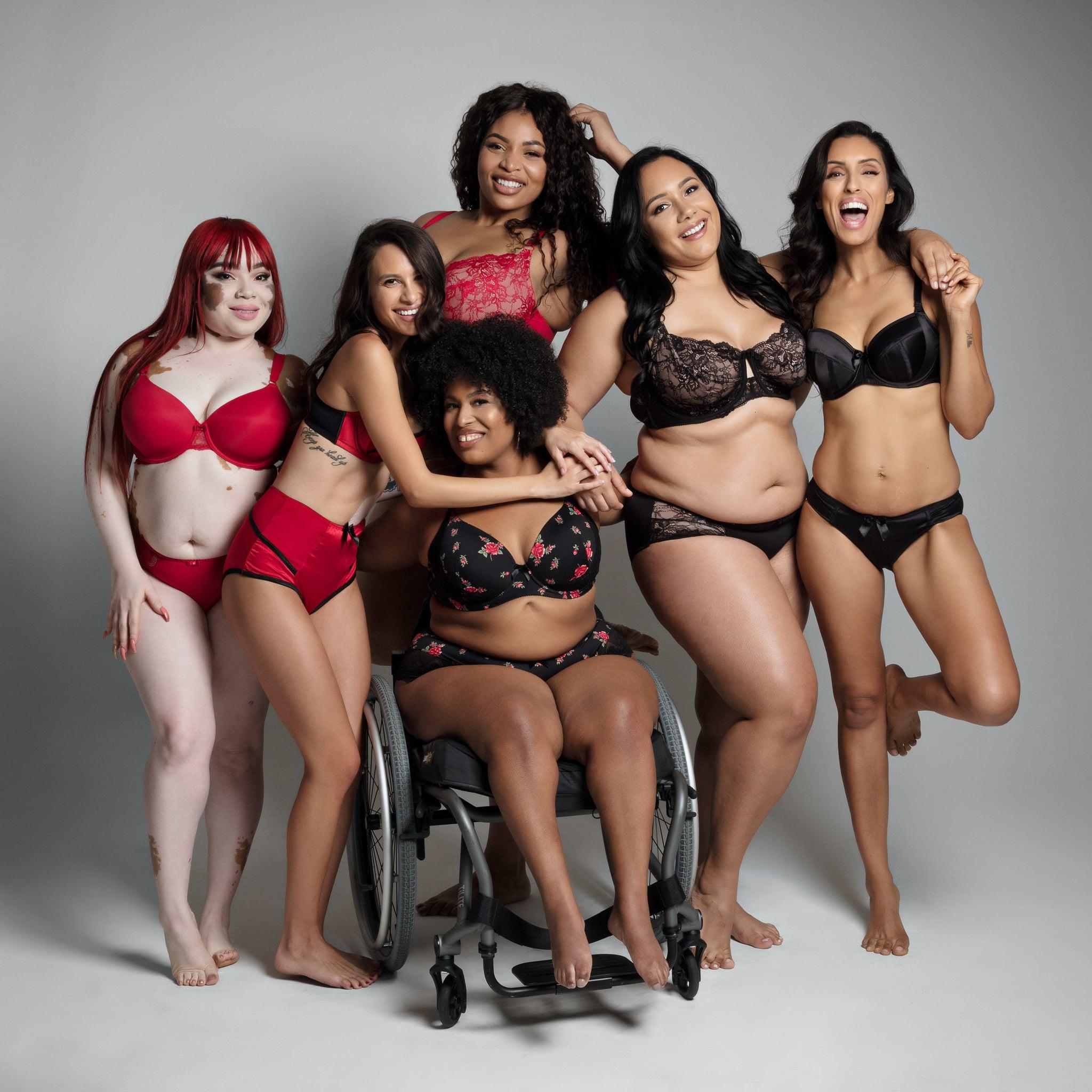 Parfait Lingerie Perfect Figure Campaign | POPSUGAR Fashion Australia