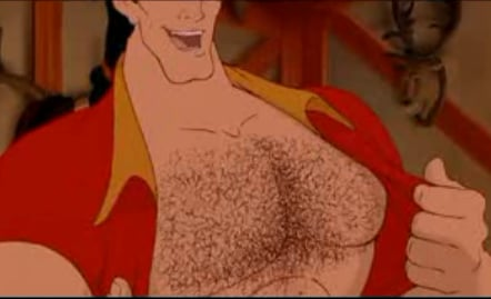 Ode to Gaston on Beauty and the Beast
