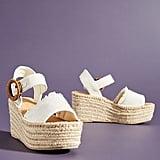 Soludos x Anthropologie Cora Platform Espadrille Sandals