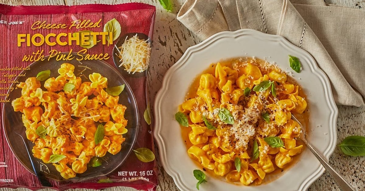 Make a Meal in a Matter of Minutes With These Easy Trader Joe's Vegetarian Options
