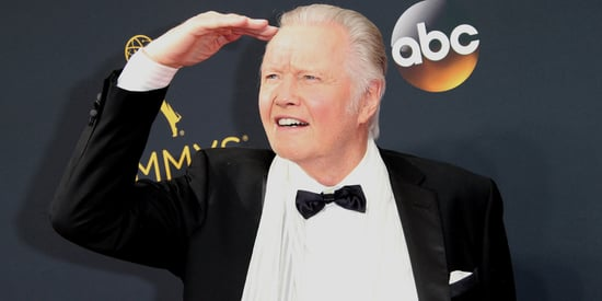 Jon Voight Was Pretty Starstruck By Everyone At The Emmys