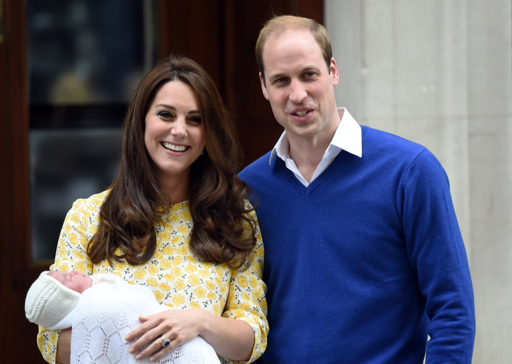 "Prince Charles at a veteran event: ""He was saying Princess Charlotte does sleep through the night and it was much easier on mum than Prince George.""  Prince William on her favorite soccer team: ""It'll probably end up being that Charlotte is the Villa fan and George will go and support someone else!""  Prince William at an event with the England women's soccer team: ""He was saying he's obviously really enjoying being a father and Princess Charlotte is actually keeping him up — and probably why his eyes are looking a little bit tired."""