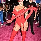 Amber Rose at the 2018 MTV VMAs