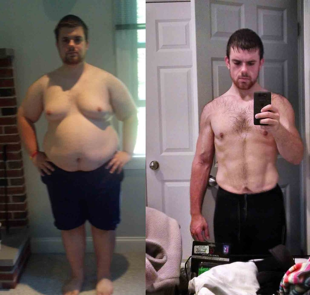 After Hitting a Breaking Point at Work, Darrell Committed to His Health and Lost 130 Pounds