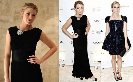 Photos of Blake Lively and Diane Kruger