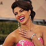 When Priyanka Chopra Laughed and Gave Us a Glimpse of All Her Jewels