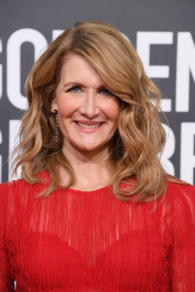 Laura Dern in Ardell Lashes