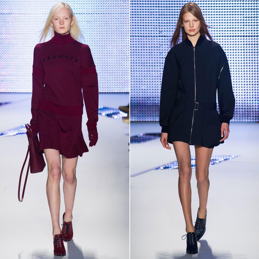 Lacoste New York Fashion Week Fall 2014 Full Runway