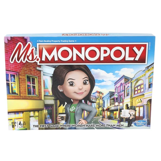 This New Version of Monopoly Celebrates Female Inventors