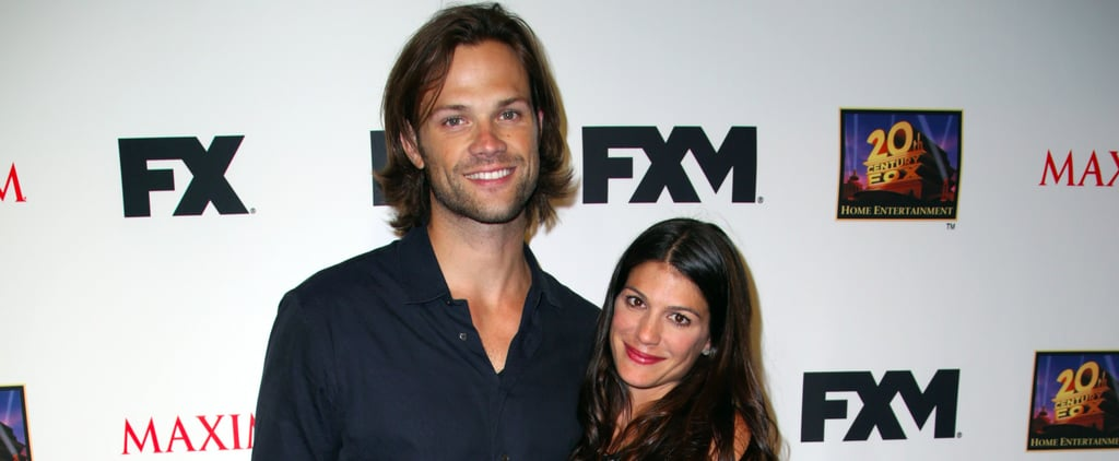 The Couple of Glimpses We've Already Gotten of Jared Padalecki's Daughter Are Supercute
