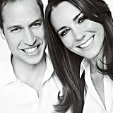 Kate Middleton and Prince William Picture From Mario Testino 2011-04-28 07:58:35