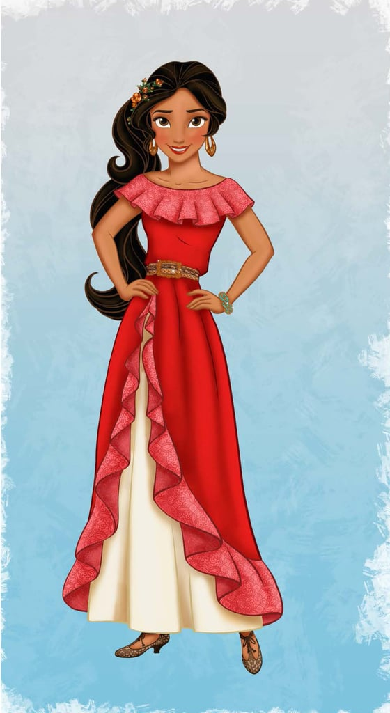 How to Be Disney Princess Elena of Avalor For Halloween