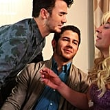 """Ew!"" With the Jonas Brothers"