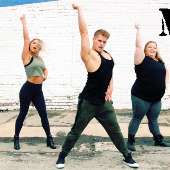 Fitness Marshall Meghan Trainor Me Too Cardio Hip-Hop Video