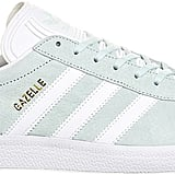 adidas Gazelle suede trainers ($90)