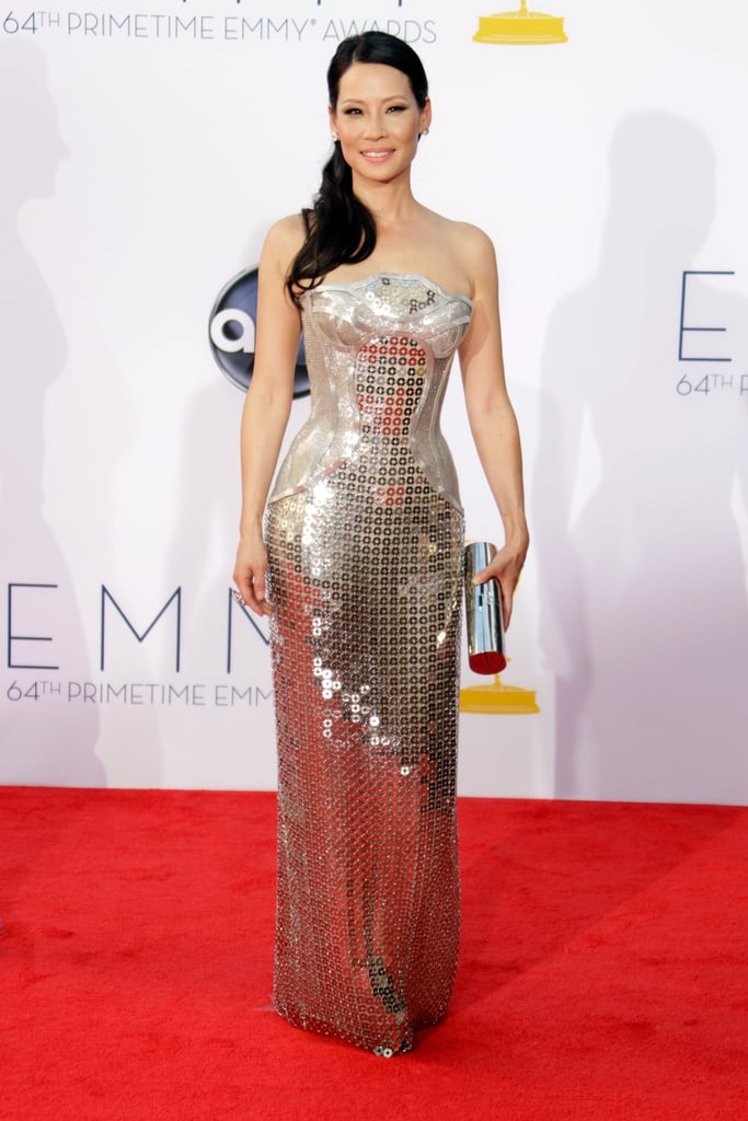 Best Most Outrageous Celebrity Red Carpet Looks of 2012 ...