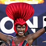 8. Grace Jones Being Grace Jones