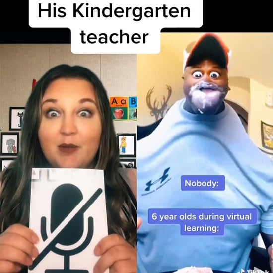 Teacher Trying to Get Kid to Mute Mic | TikTok Parody Video