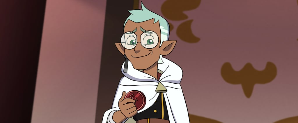 Disney's First Nonbinary Character Stars in The Owl House