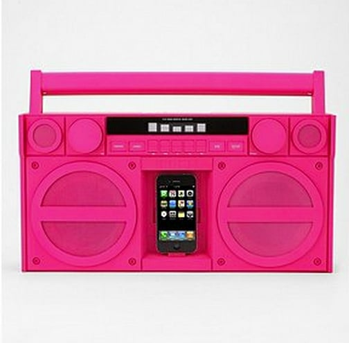 Urban Outfitters iHome iPod Docking System ($199)
