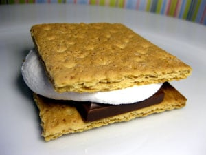 Calories in S'mores