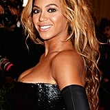 Beyoncé's Sexy Waves in 2013