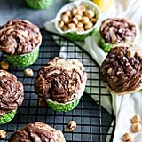 Hazelnut Banana-Nut Muffins