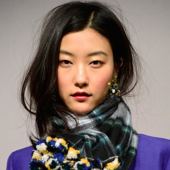 J Crew Fall 2015 Makeup and Hair