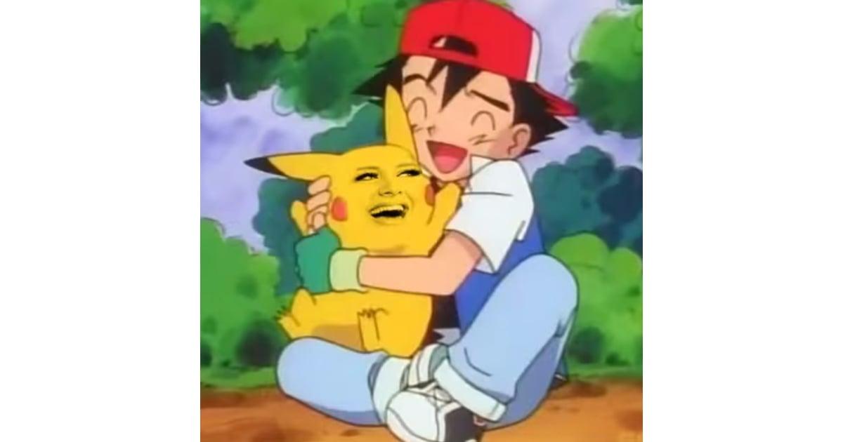 adele and pokemon song mashup popsugar tech
