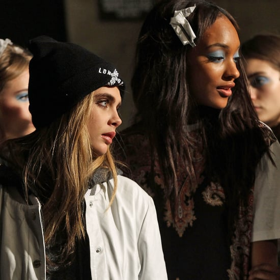 Cara Delevingne, Jourdan Dunn Do the Harlem Shake Video