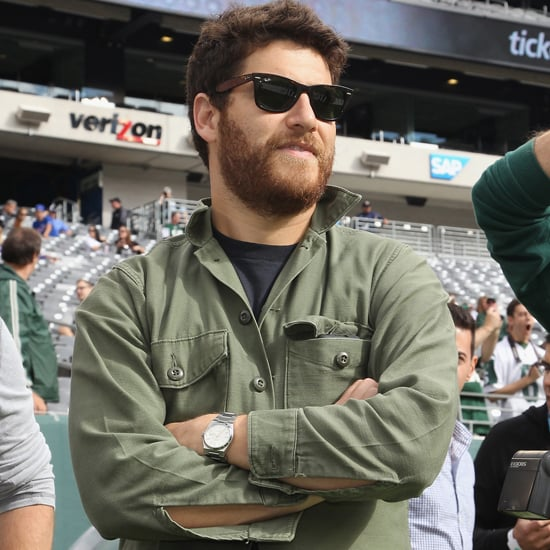 Adam Pally as Dr. Peter Prentiss on The Mindy Project