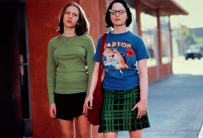 rebecca and enid from ghost world halloween costume ideas popsugar entertainment photo 114 - Superbad Halloween Costumes