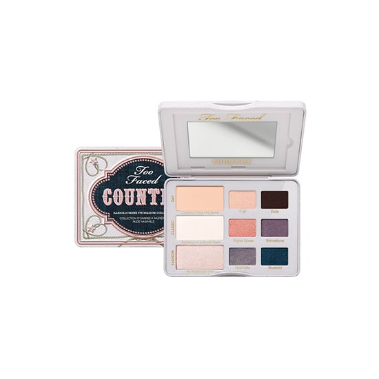 NEW Too Faced Country Nashville Nudes Eye Shadow Collection, $35