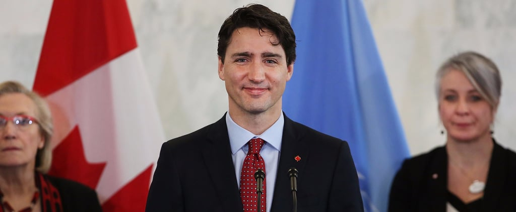 Justin Trudeau Love Actually Meme