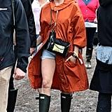 Stella McCartney at Glastonbury 2016