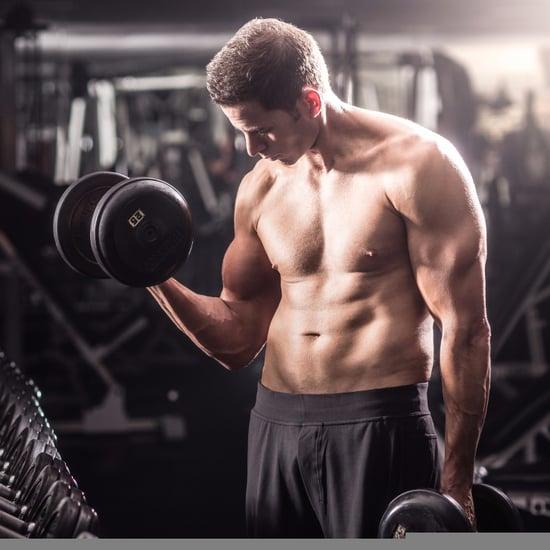 Tarek El Moussa Shirtless Fitness Photos