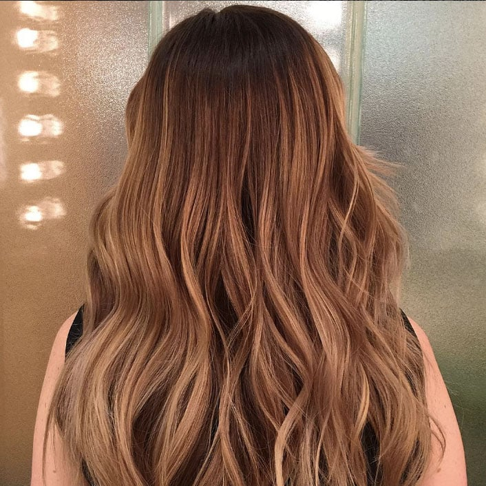 Balayage Hair Colour Inspiration POPSUGAR Beauty Australia - Hairstyle colour photo