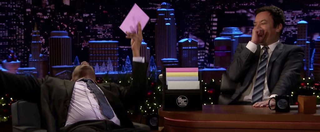 Denzel Washington Dramatically Reading Greeting Cards Is the Cherry on Top of a Stupid Year