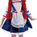 Yarn Babies Rag Doll Costume