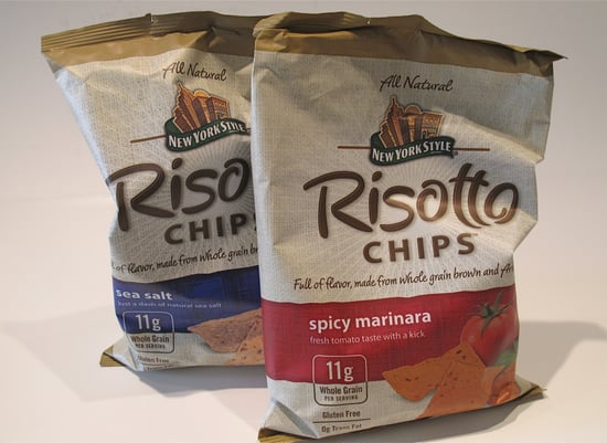 New Product Review: New York Style Risotto Chips