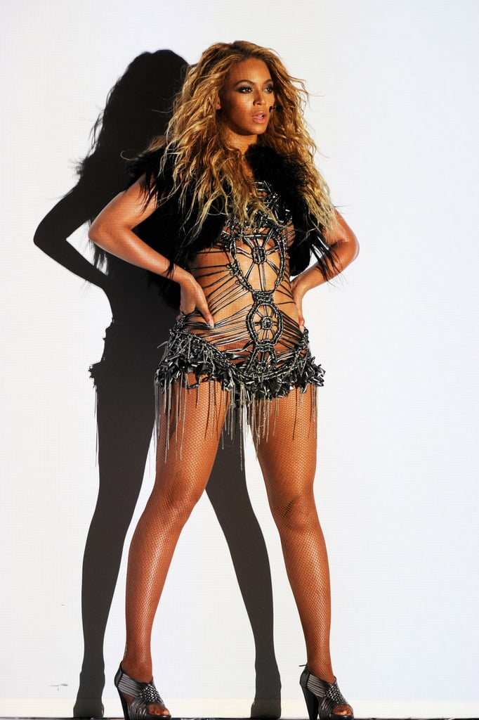 There was little left to the imagination with Beyoncé's Billboard Music Awards ensemble in May 2011.