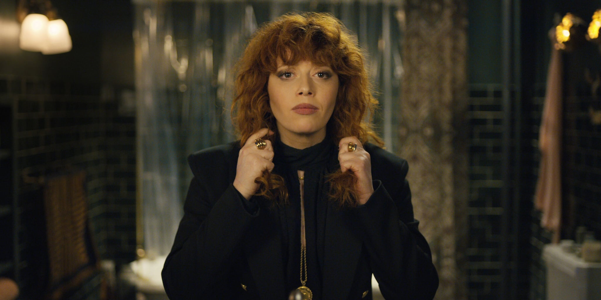 RUSSIAN DOLL, Natasha Lyonne, (Season 1, Episode 101, aired February 1, 2019), ph: Netflix / courtesy Everett Collection