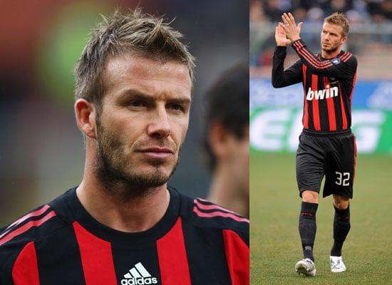 02/03/2009 David Beckham