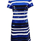 Guess Stripe Short Sleeve Dress