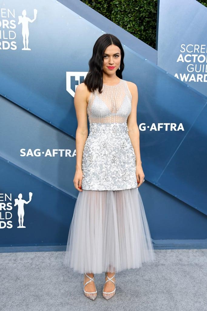 Nina Kiri at the 2020 SAG Awards