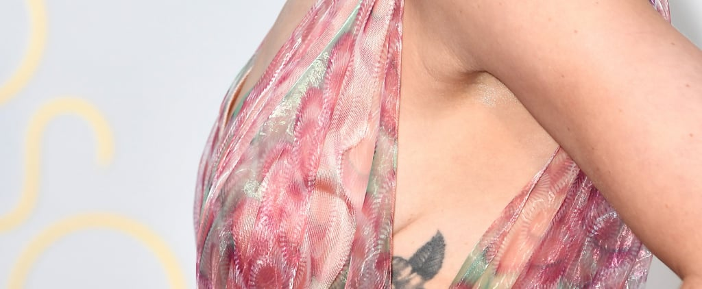 Look Closely or You Might Miss These Beautiful Celebrity Tattoos From the Oscars